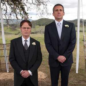 The Office, Rainn Wilson, Steve Carell