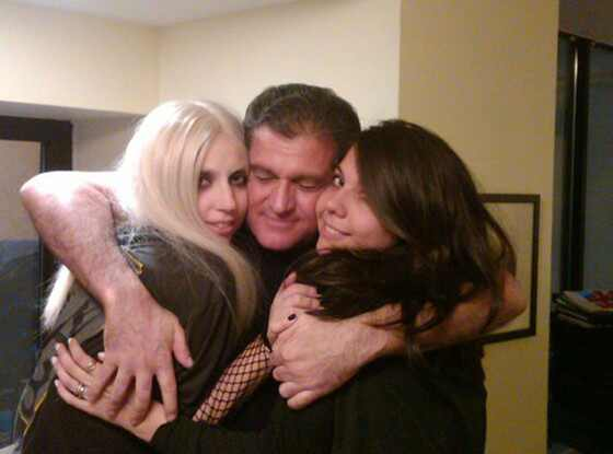 Lady Gaga, Joe Germanotta, Twitter