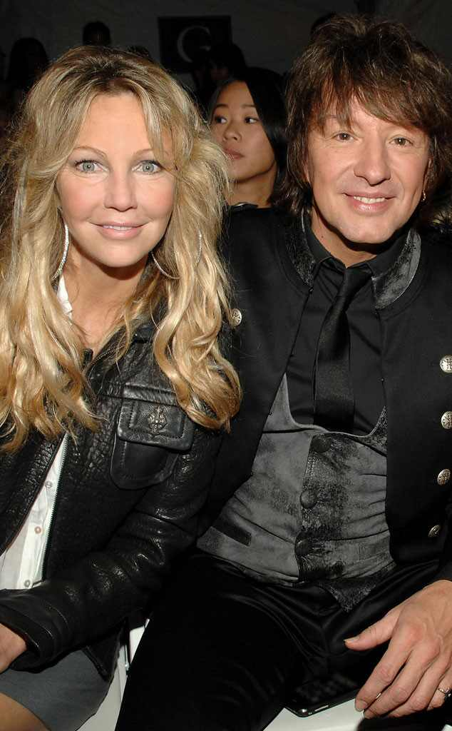 Richie Sambora I Still Love Heather Locklear And I Know