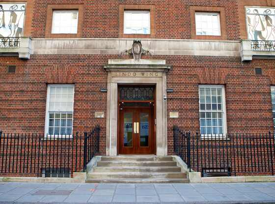 Lindo Wing, St. Mary