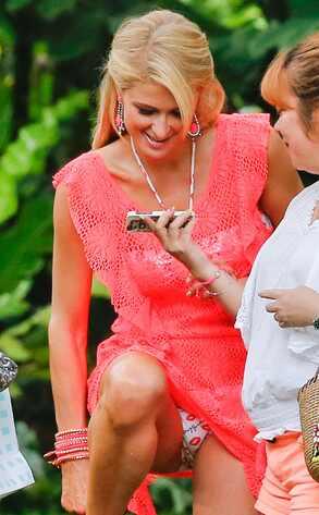 Paris Hilton, Wadrobe Malfunction