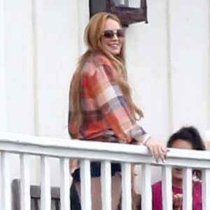 Lindsay Lohan, Cliffside Malibu Rehab Center
