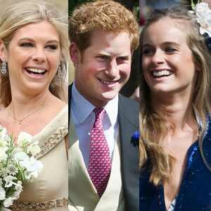 Chelsy Davy, Prince Harry, Cressida Bonas