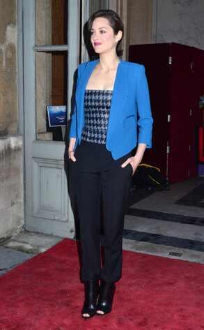 Marion Cotillard, BSML