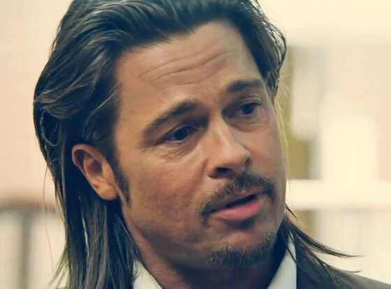 Brad Pitt, The Counselor