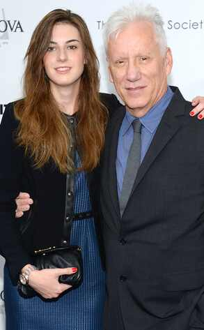 Kristen Bauguess, James Woods