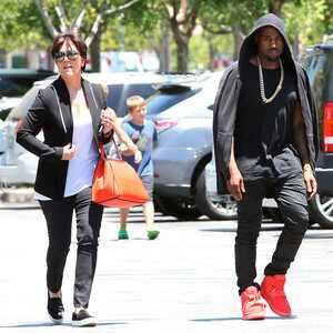 Kanye West, Kris Jenner