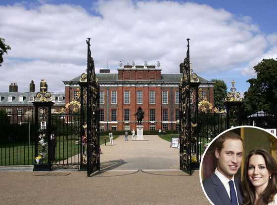 Inside Kate Middleton And Prince William 39 S Massive