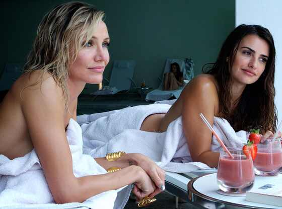 The Counselor, Cameron Diaz, Penelope Cruz