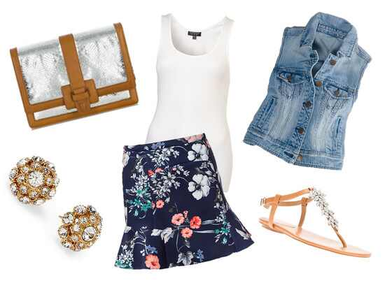 July Fourth Outfit
