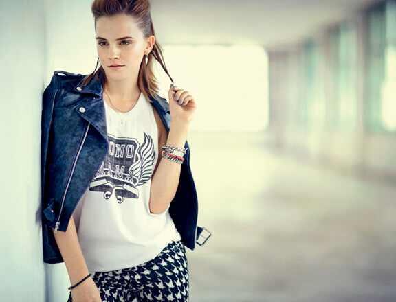 Emma Watson, Teen Voguee