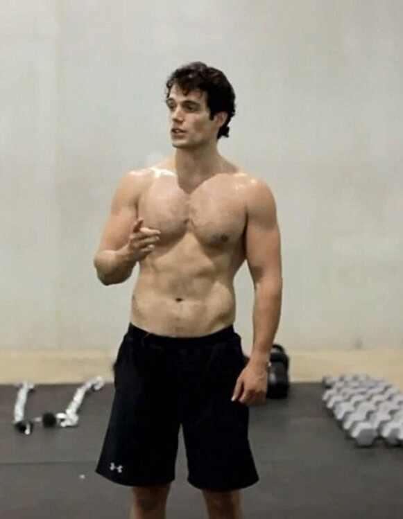 Super-heróis sem camisa