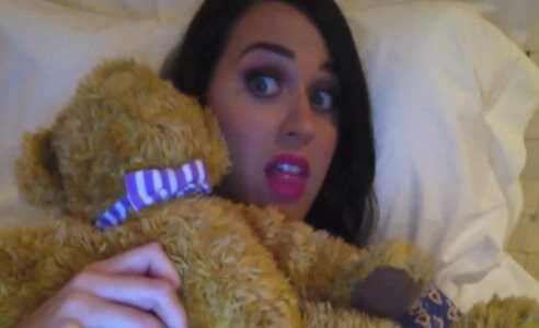 Katy Perry, American Girl video