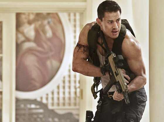 Channing Tatum, White House Down