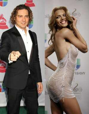 David Bisbal, Zuleyka Rivero