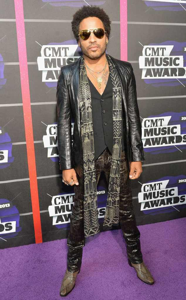 Lenny Kravitz, CMT Awards