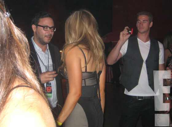 Amanda Bynes, Liam Hemsworth