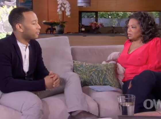 John Legend, Oprah Winfrey