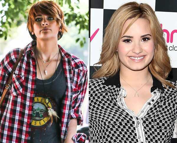 Paris Jackson, Demi Lovato
