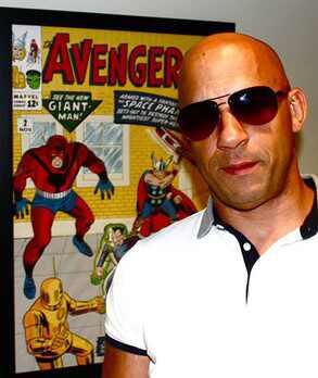 Vin Diesel, Facebook