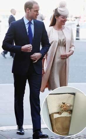 Royal Baby Gift, Prince William, Kate Middleton, Duchess Catherine
