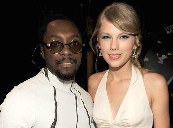 will.i.am, Taylor Swift