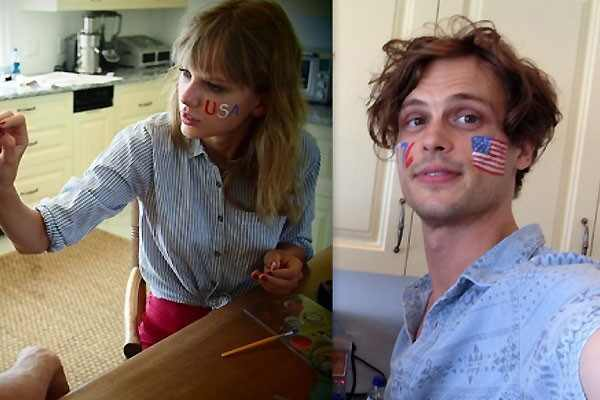 Taylor Swift, Matthew Gray Gubler