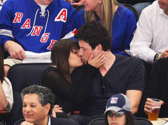 Lea Michelle, Cory Monteith