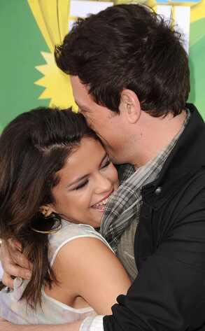 Selena Gomez, Cory Monteith