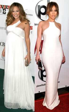 Post-Baby Bodies, Jennifer Lopez