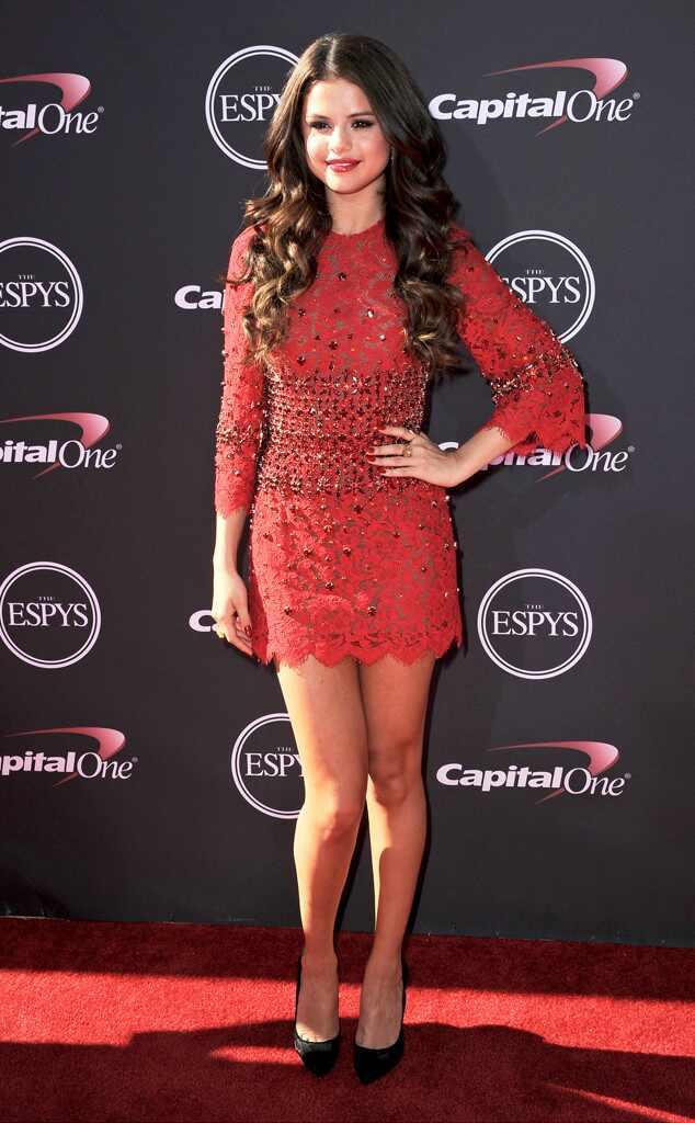 Selena Gomez, ESPY Awards