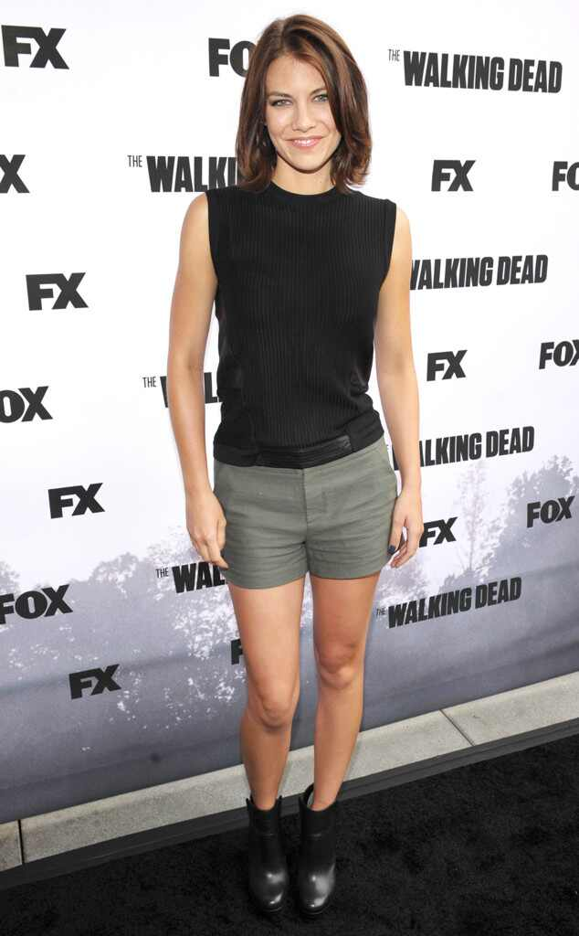 Lauren Cohan from 2013 Comic-Con: Star Sightings | E! News