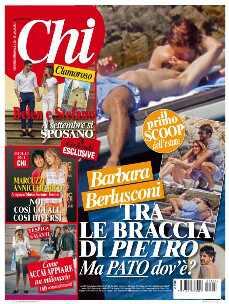 Barbara Berlusconi e Pato