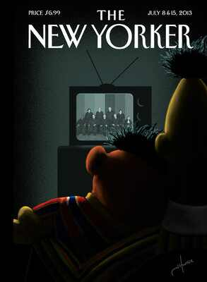 the new yorker, portada