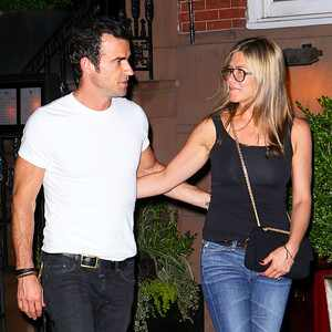 Jennifer Aniston, Justin Theroux