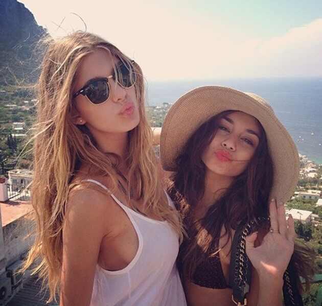 Vanessa Hudgens, Camila Morrone