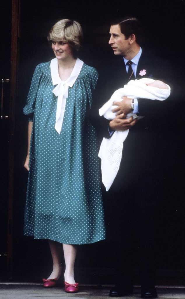 Princess Diana, Prince Charles, Prince William
