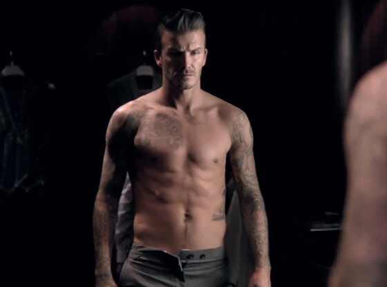 David Beckham, COTY Campaign