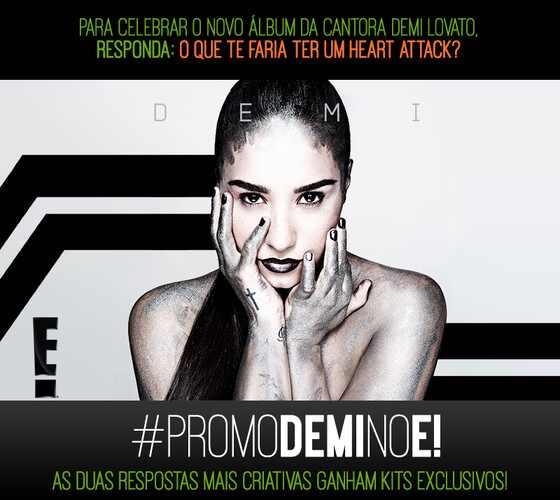 Demi Lovato, concurso cultural, arte concurso