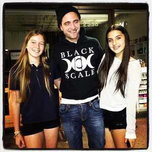 Robert Pattinson, Kyle Richards, Instagram
