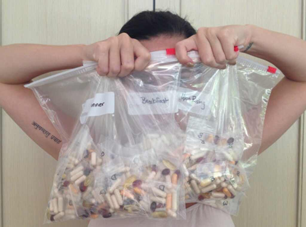 Katy Perry, Twitter, supplements