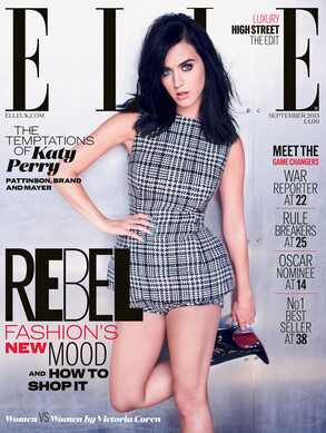 Katy Perry, ELLE