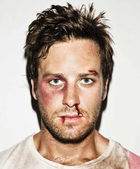 Armie Hammer, Mens Health