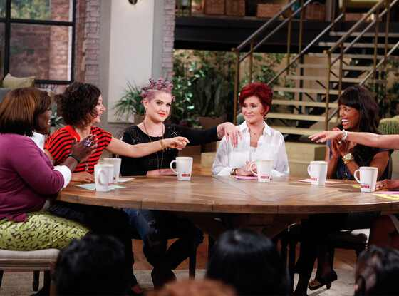 Kelly Osbourne, The Talk