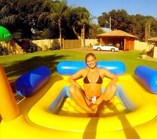 Bikini em quatro de julho