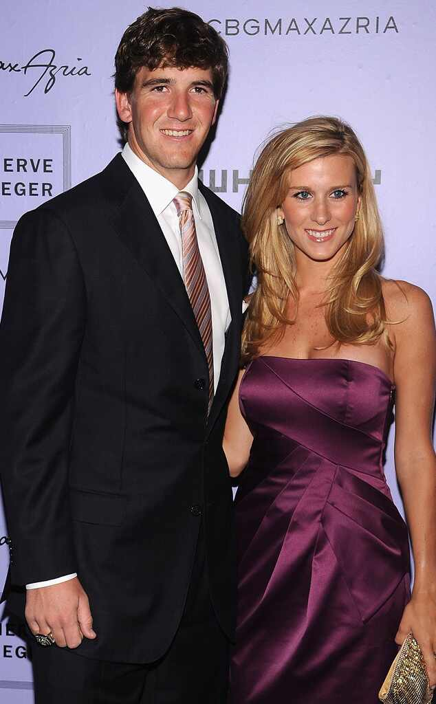 Eli Manning Welcomes His Third Daughter With Wife Abby | E ...