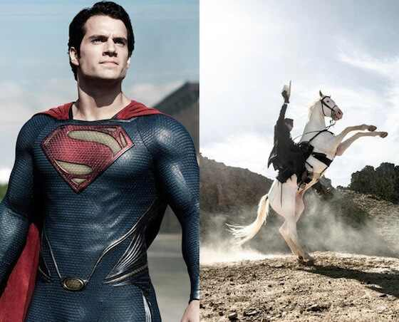 Man of Steel, Lone Ranger