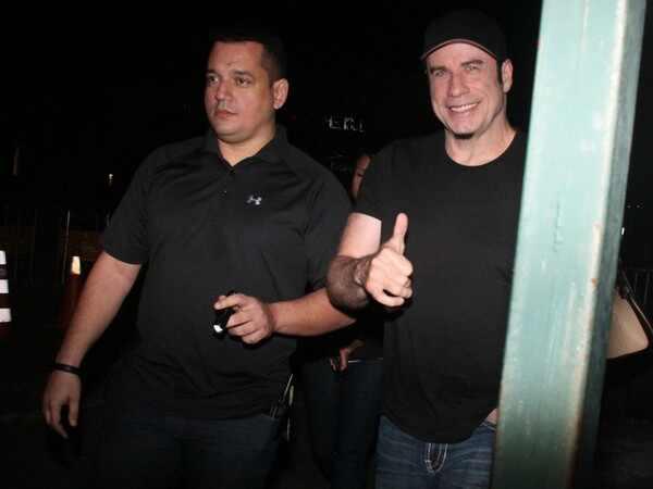 John Travolta, John Travolta Brasil