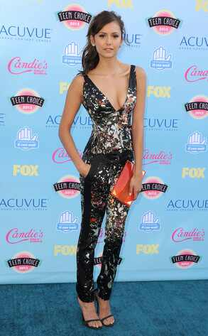 Nina Dobrev, Teen Choice Awards