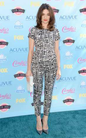 Crystal Reed, Teen Choice Awards